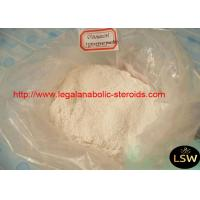China Legal White Raw Steroids Powder Stanozolol / Winstrol CAS 10418-03-8 on sale