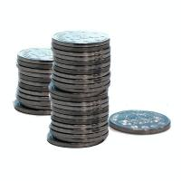 China Custom high quality token coin wholesale