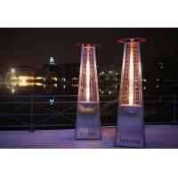 China Eco Friendly Outdoor Propane Gas Heaters , Floor Standing Propane Heater 2.3m wholesale