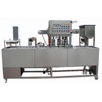 China 6400-8000BPH Automatic Bottle Filling Machine Washing And Sealing For Cup wholesale