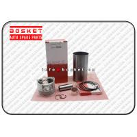 Wholesale Engine Cylinder 	Isuzu Liner Set Suitable for ISUZU 6BG1T 1-87812792-0 1878127920 from china suppliers