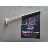 Quality Water Proof Promotional Front Porch Flags Digital / Offset Printing for sale