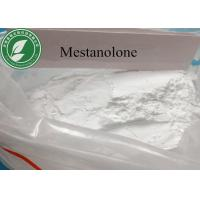 China Pharmaceutical White Anabolic Steroid Powder Mestanolone CAS 521-11-9 wholesale