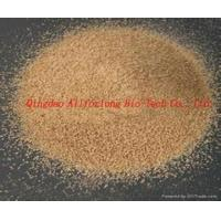 China Light Yellow color  Sodium Alginate Powder  With 600 - 800cps for  textile printing thickener wholesale