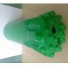 China  Button Drill Bit T38/ R28 Diameter  64 - 89mm Ballistic Carbide Button Bit  for sale