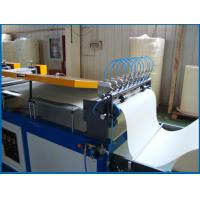 Wholesale Inverter Control Oil Filter Rotary Pleating Machine , 600mm Width from china suppliers