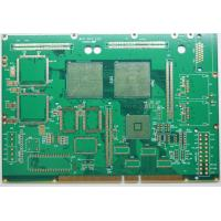 China FR4 0.1mm 8 Layer Blind Vias high temperature prototype circuit Immersion Gold pcb wholesale