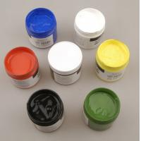 China 250ml Custom Logo Colourful Primary Paint Colors Wall Paint Set Inter - Mixable wholesale