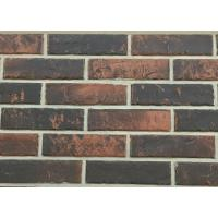 China 3D30-3 Antique Indoor Cultured Brick Veneer Panels With High Strength wholesale