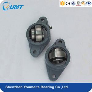 China 2 Bolt flanged mounted High Speed Bearings units UCFL202 Plummer block housing on sale