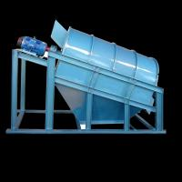Buy cheap hot sale roller quarry vibrating screen from wholesalers