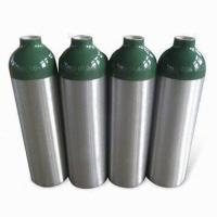 China Seamless Steel High Pressure Oxygen Gas Cylinder Aluminum Small Portable Oxygen Cylinder Medical Oxygen Gas Cylinder on sale