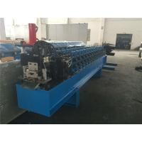 China Wall Board  Shutter Roll Forming Machine with Punching system 0.4-0.7mm wholesale