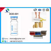 China 98% Strength Increasing Muscle Building Peptides Ace-031 CAS 616204-22-9 Ace 031 for Lean Muscle Growth wholesale