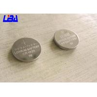 China Original Button Cell Battery 75mAh 3V , Retailed Blister Pack Cr1620 Battery Cvs wholesale