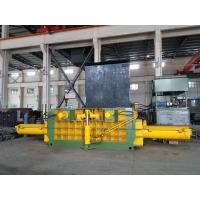 China Scrap baling Machine / Hydraulic Metal Baler For Waste Aluminum , Stainless Steel wholesale