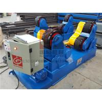 China Self Aligning type Pipe Welding Rotator With 20T Capacity for Boiler Automatic Welding wholesale