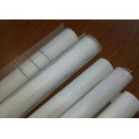 China Alkali / Alkaline Resistant Fiberglass Tile Mesh In White Color 120g Durable wholesale