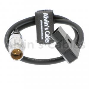 China 2B lemo 2 pin Cable Power from a Cinema Pro JR pan tilt head to LONTONO fiber wholesale