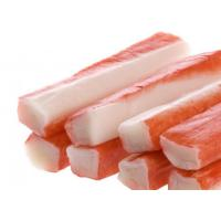 China frozen food/seafood surimi imitation crab stick wholesale