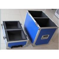 China Speaker / Audio Equipment Aluminum Tool Cases , Heavy Duty Case - 40°C - 80°C wholesale