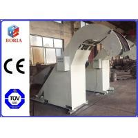 China Easy Operated Conveyor Belt Elevator , 1.5 Kw Vertical Bucket Conveyor wholesale