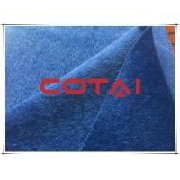 """China 900G/M 59""""  60% Wool 35% Polyester  5% Alpaca Fur Fabric Double Sided For Coat wholesale"""