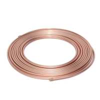 China Manufacturers refrigeration 6mm Heat Exchanger Copper Pancake wholesale