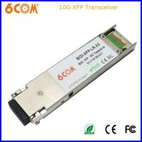 China Hot-pluggable 10G XFP Transceivers SMF 10KM LC Connecter wholesale