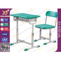 China Light Weight School Tables And Chairs For International School wholesale