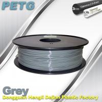 China High Temperature Resistant PETG Up 3d Printer Filament Acid / Alkali Resistance on sale