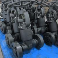 China Cryogenic Globe Forged Steel Valve Reduced Bore LF2  LF3 ISO 15848 LNG wholesale