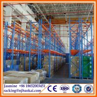 Wholesale Warehouse long span OEM ODM steel plate storage rack from china suppliers