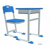 Buy cheap XJ-K014 Standard Fixed Height Study Table and Chair for Middle High School from wholesalers