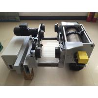 China YT European Style Top Running Electric Hoist For Double Beam Eot Crane wholesale