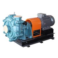 China large capacity high head heavy duty sand mining slurry pump with Cr26 material in type 3/2D-ZH 4/3E-ZH wholesale