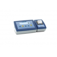Buy cheap 25mm LCD Backlit 5 Key ABS Case Weighing Scale Display Waterproof IP65 from wholesalers
