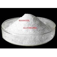 China Health & Natural Polysaccharide Mannitol Powder Extracted From Seaweed  / Sugar Alcohl wholesale