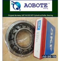 China Chemical Processing SKF NU319 ECP Cylindrical Roller Bearings With Steel Cage wholesale