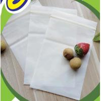 China Biodegradable Industrial Ziplock Bags Organic Waterproof Invisible Flower Seeding Packing wholesale