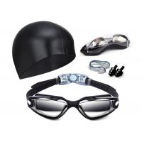 China No Leaking Anti Fog UV Protection Womens Swimming Goggles with Free Protection Case wholesale