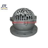 Buy cheap Bottom Foot Valve for Water Supply,Stainless Steel Flanged Water Pump Foot Valve from wholesalers