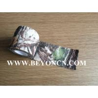 Forest Pattern Self - Adhesive Cohesive Flexible Bandage For Hunting Or Outdoor Sports