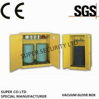 China Single Door Hazardous  Chemical Drum Flammable Storage Cabinet For Flammable Liquids Steel Stainless Steel wholesale