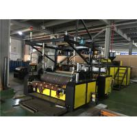 China Automatic Stretch Film Machine , PVC Stretch Cling Film Wrapping Making Machine wholesale