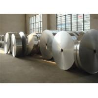 Buy cheap Flat Rolled H14 H24 H32 H112 Aluminum Coil Corrosion Resistance Aluminum Sheet Roll from wholesalers