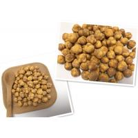 China Organic Health BBQ Coated Roasted Chickpeas Snack Tasty Chinese Snacks wholesale
