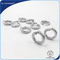 China High Tension Stainless Steel Spring Washers Din 7980 OEM / ODM Available wholesale