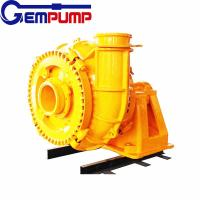 China 4 inch centrifugal sand dredging gravel pump for river and sea water pumping wholesale