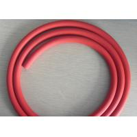 "Red Groove Surface Rubber Air Hose , Recoil Air Hose  ID 3 / 16"" To 1"""